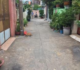 Bán nhà hẻm ô tô đường Hưng Phú Quận 8